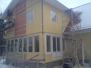 Fasad Renovering